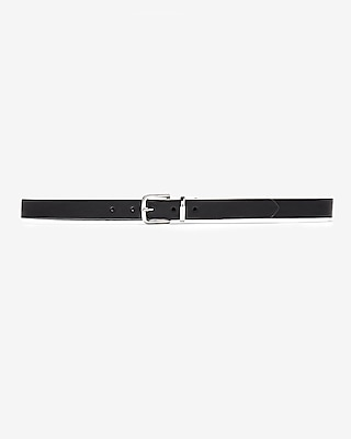Express Womens Metal Keeper Belt
