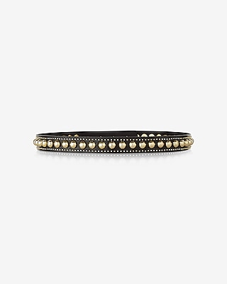 Express Womens Studded Belt