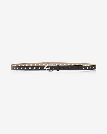 perforated star belt