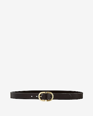 Express Womens Split Buckle Belt