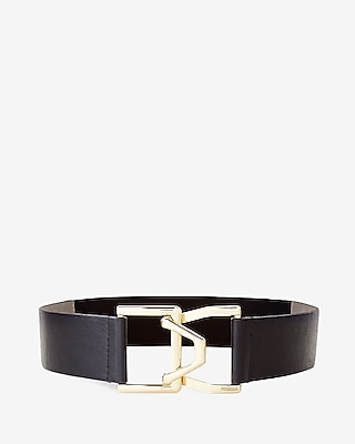 Express Womens Stretch Back Belt