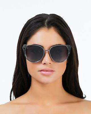 Express Womens Privé Revaux The Monarch Sunglasses