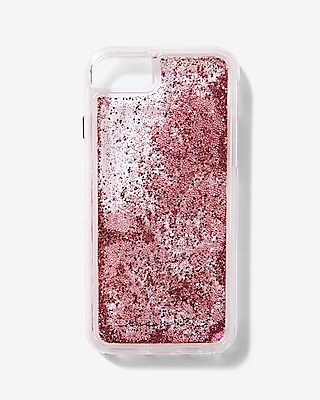 Express Womens Case-Mate Glitter Waterfall Iphone 6/6S/7 Case