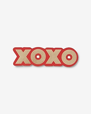 Kitsch Xoxo Patch Sticker