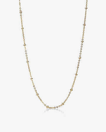 sequin 32-INCH ball chain