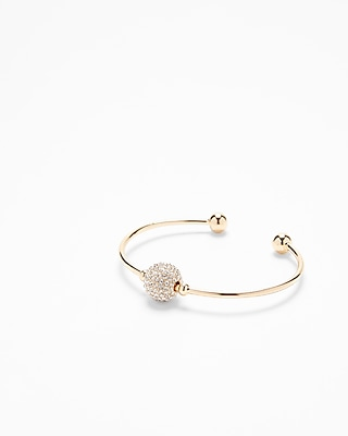 Express Womens Fireball Cuff Bracelet