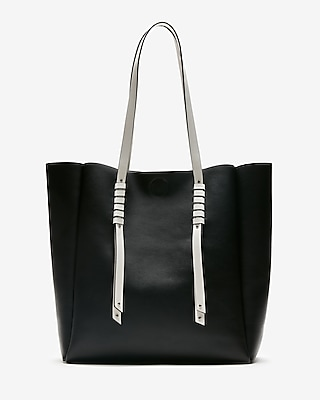 Express Womens Whipstitch Tote