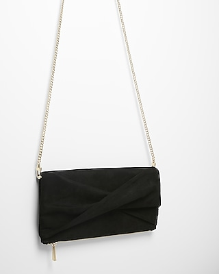 Express Womens Convertible Bow Clutch