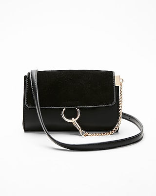 Express Womens Moda Luxe Carlotta Crossbody Bag