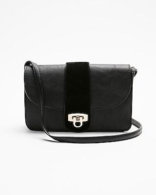 Express Womens Moda Luxe Lexi Crossbody Bag
