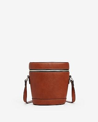 Express Womens Canteen Zip Crossbody Bag