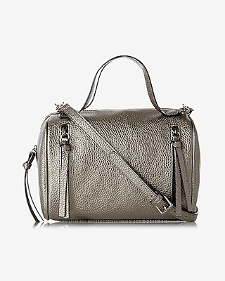 Pebbled Cross Body Bag