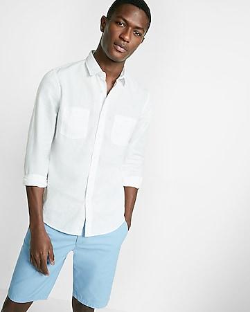 Mens Casual Shirts: 30% Off  EXPRESS