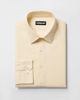 Express Mens Classic Easy Care Oxford 1Mx Shirt