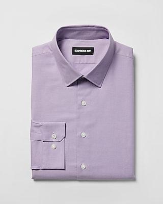 Express Mens Extra Slim Easy Care Oxford 1Mx Shirt