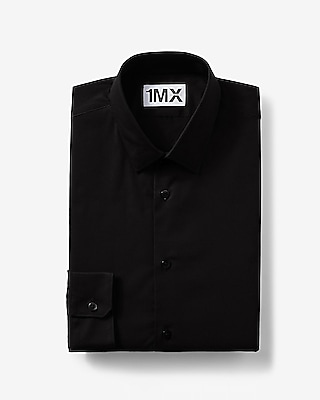 Express Mens Extra Slim Fit Easy Care 1Mx Shirt