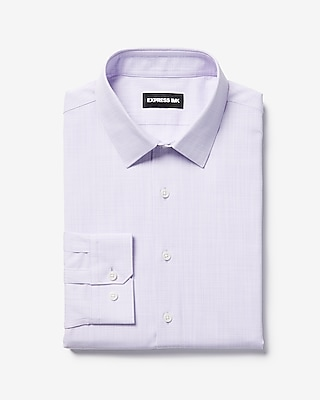Express Mens Classic Slub Easy Care 1Mx Shirt