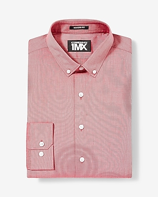 Express Mens Classic Fit Easy Care 1Mx Shirt