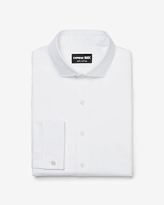 Express Mens Classic Stretch Cotton 1Mx Dress Shirt