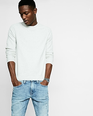 Lightweight Crew Neck Sweater