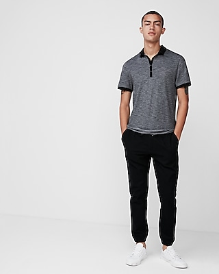 Express Mens Supersoft Jersey Polo