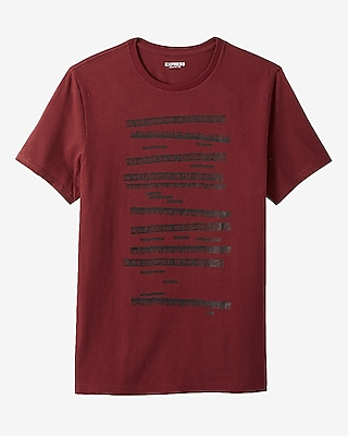 Express Mens Be The Disruption Graphic Tee 02810299