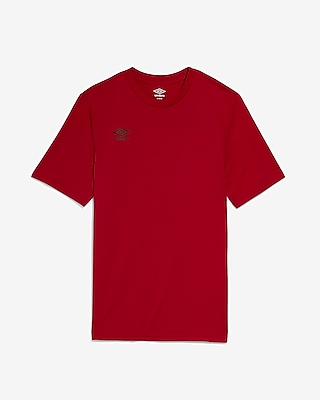 Express Mens Red Umbro Arch Ultra Tee