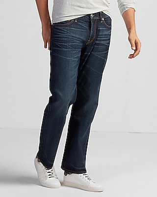 Loose Boot Medium Wash 100% Cotton Jeans