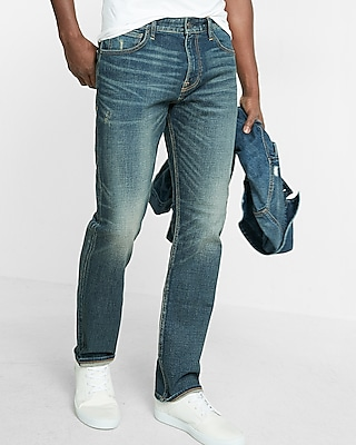 Tapered Fit Jeans – Shop Mens Tapered Leg Jeans | EXPRESS