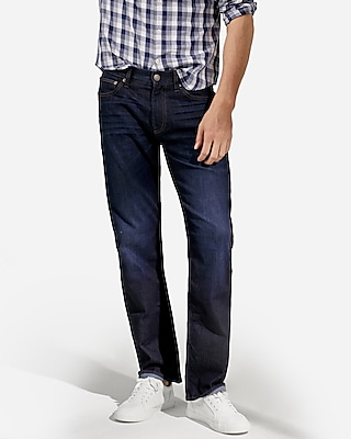 Eco-friendly 365 Comfort 4-WAY Stretch Classic Straight Jeans