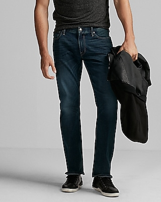 Express Mens Classic Boot 365 Comfort Stretch Jeans