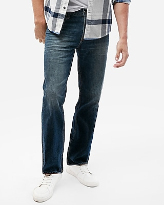 Classic Boot Medium Wash Stretch Jeans