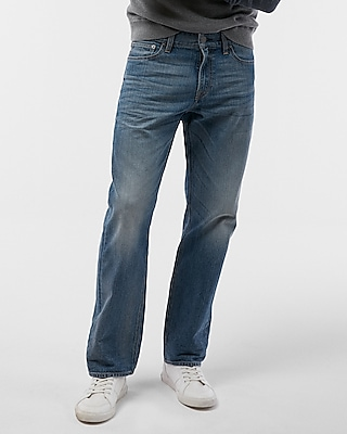 Classic Boot Light Wash Stretch+ 100% Cotton Jeans