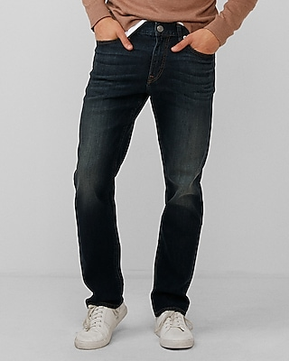 Classic Boot Dark Wash Stretch+ Eco-Friendly Jeans