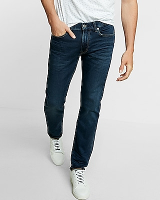 Slim Fit Straight Leg Flex Stretch Jeans