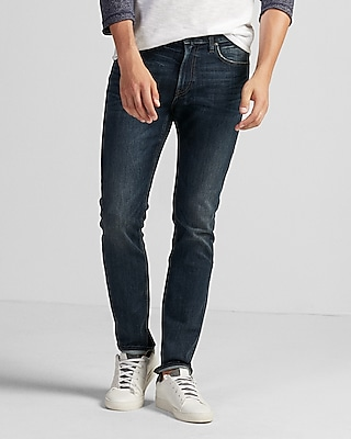 Slim Medium Wash Stretch+ Eco-Friendly Jeans