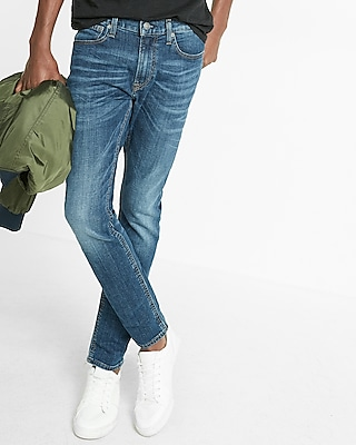 Skinny Fit Skinny Leg Flex Stretch Jeans