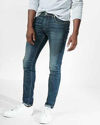 Eco-friendly Super Skinny 365 Comfort Stretch+ Jeans