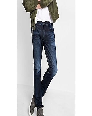 Express Mens Slim Leg Slim Fit Jean