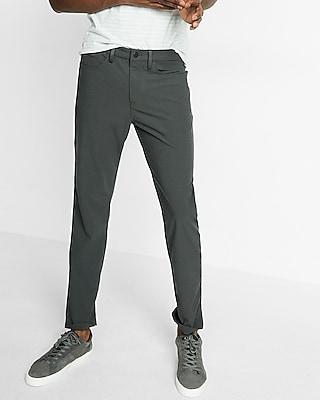 Express Mens Performance Stretch Five-Pocket Pant