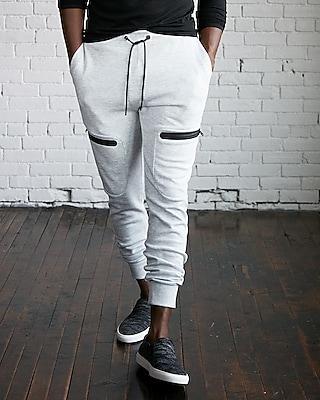 Side Zip Jogger Pant