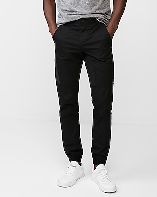 Express Mens Skinny Stretch Jogger Pant