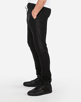 Express Mens Side Panel Jogger Pants