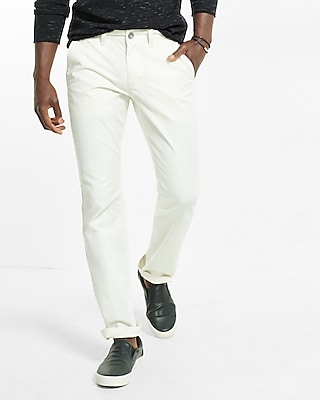 Express Mens Slim Finn Chino Pant