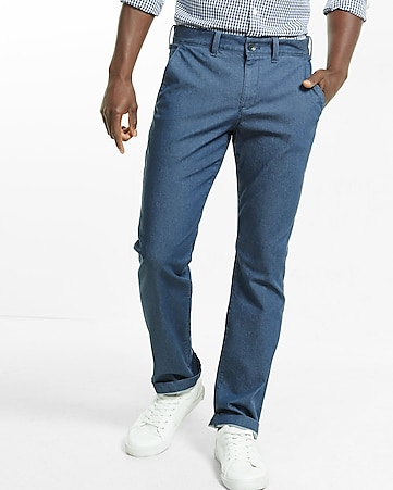 slim finn twill stretch chino pant