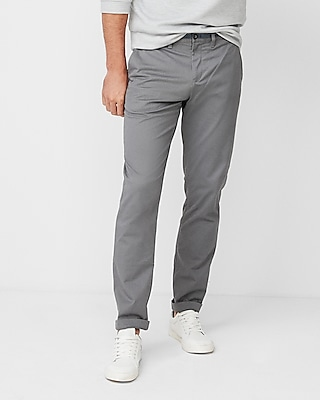 Express Mens Slim 365 Comfort Stretch+ Chino