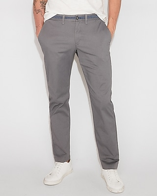 Express Mens Classic 365 Comfort Stretch+ Chino