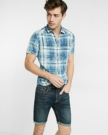 Men's Slim Fit Shorts: 40% OFF EVERYTHING - LIMITED TIME! | EXPRESS