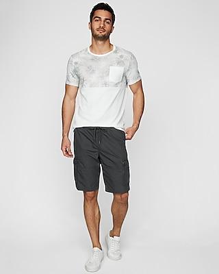 Express Mens Classic Cargo Shorts