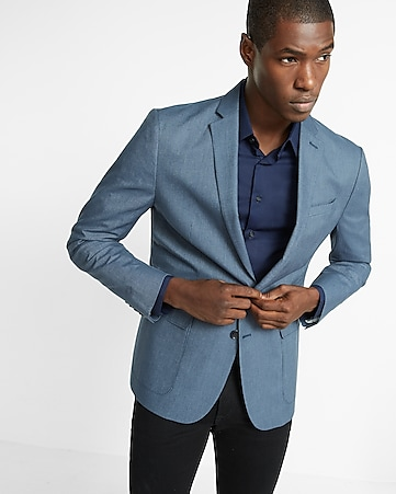 Mens Blazers and Vests: $25 Off Every $100 You Spend! | EXPRESS